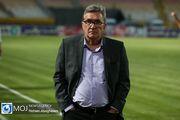 موفق ترین مربی تاریخ فوتبال ایران هستم