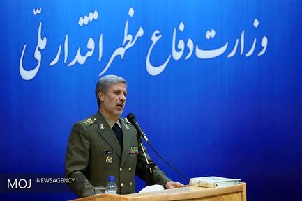 مراسم+معارفه+سردار+سرتیپ+پاسدار+قاسم+تقی-زاده+جانشین+وزیر+دفاع