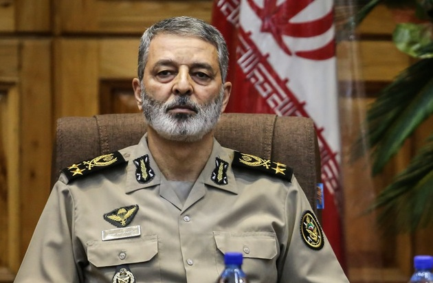 مصیبت امروز کرمانشاه ، مصیبت ارتش و ملت ایران است