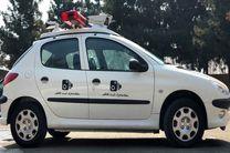 ثبت تخلفات رانندگی توسط 14 دستگاه خودرو در اصفهان