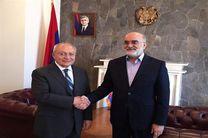 تفاهم نامه همکاری مبارزه با فساد مالی بین ایران و ارمنستان امضا شد