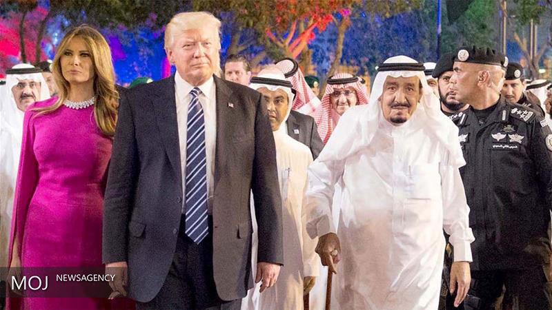 خودداری ترامپ از به کار بردن نام خلیج فارس