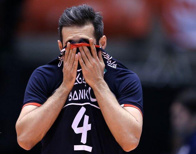 اظهارات والیبالیستهای ایران بعد از حذف از المپیک