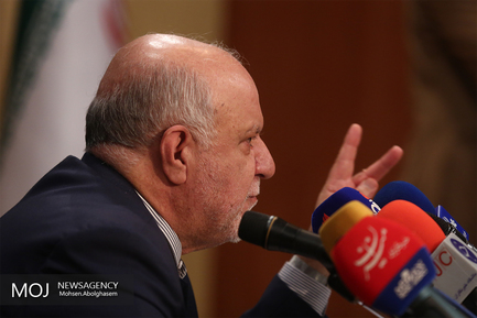 بیژن زنگنه وزیر نفت