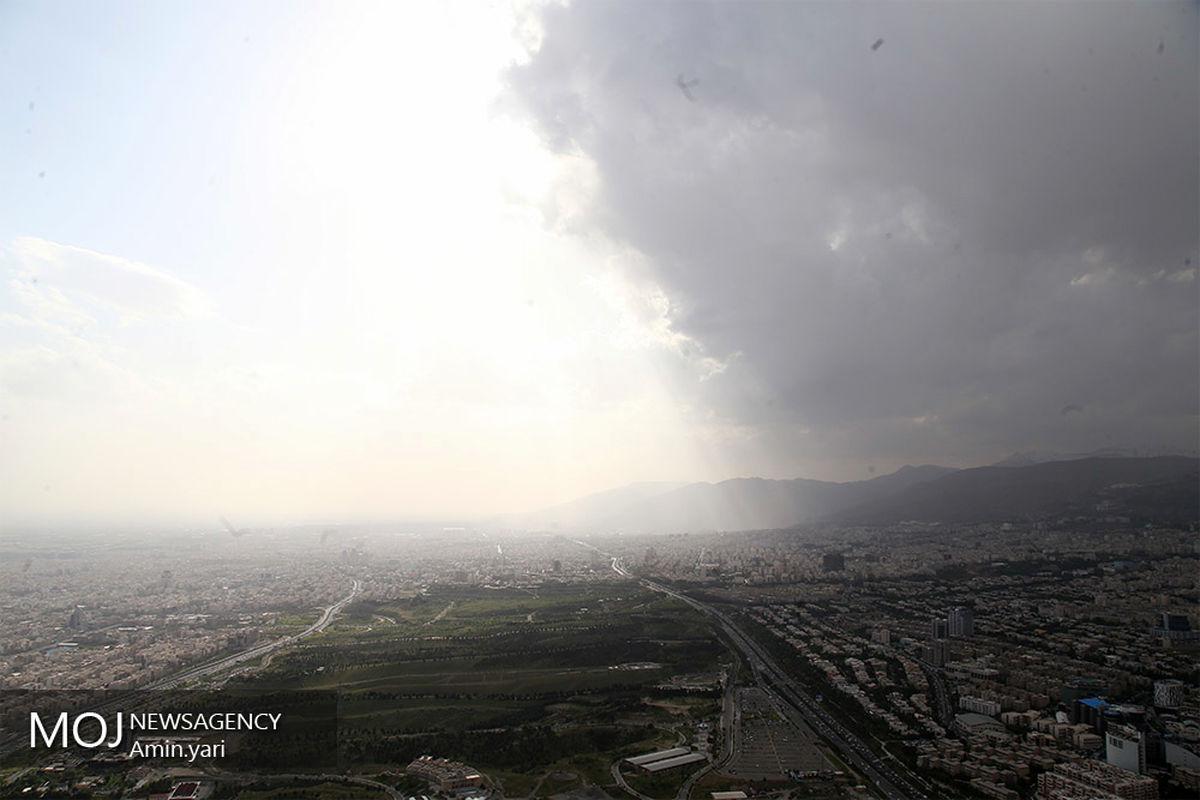 کیفیت هوای تهران ۲۰ خرداد ۱۴۰۰/ شاخص کیفیت هوا به ۸۴ رسید