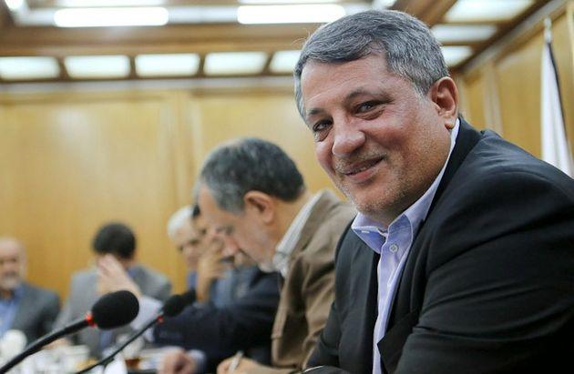 محسن هاشمی صدر نشین انتخابات شورای شهر تهران