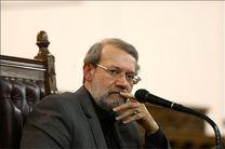 لاریجانی به فرمانده اسبق ناجا تسلیت گفت