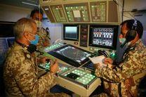 عملیات مقابله با تهاجم الکترونیک بر روی سامانه های پدافندی با موفقیت انجام شد
