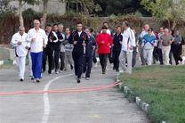 تامین سلامتی و نشاط اجتماعی با ورزش میسر است