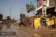 محمد سعیدی کیا از مناطق سیل زده لرستان دیدن کرد