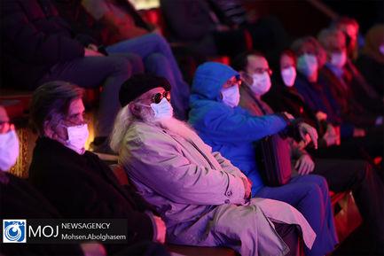 ویدیو مپینگ برج آزادی از نمایشگاه خوشنويسی راه ابريشم