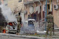 حمله الشباب به پایگاهی نظامی و کشته شدن ۲۶ سرباز سومالیایی