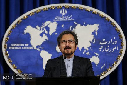 نشست+خبری+بهرام+قاسمی+سخنگوی+وزارت+امورخارجه