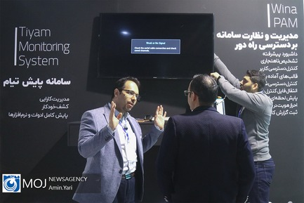 افتتاح ششمین نمایشگاه صنایع بومی پدافند غیرعامل