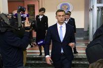 وزارت دادگستری توقف فعالیت های کمپین الکسی ناوالنی را خواستار شد