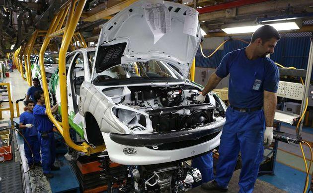 افزایش 11 درصدی تولید خودرو