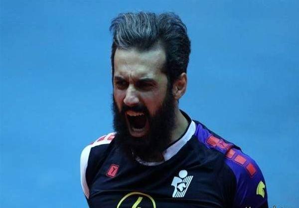 سعید معروف از حضور در مسابقات لیگ برتر محروم شد