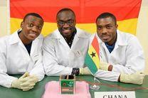 پرتاب اولین ماهواره های آفریقایی به فضا توسط غنا و نیجریه