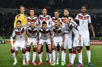 ترکیب نهایی تیم ملی آلمان در جام جهانی