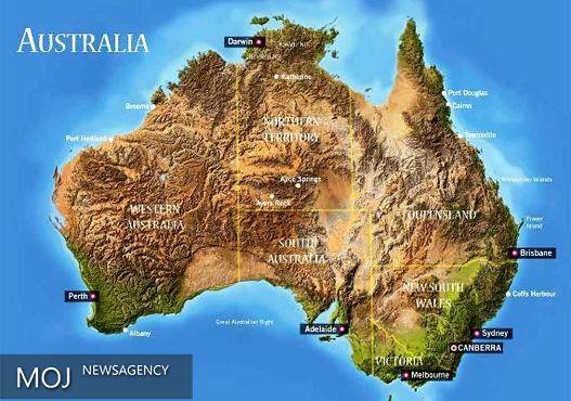 استرالیا به سمت شمال می رود