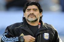 مارادونا: توتی بهترین بازیکنی است که دیدم