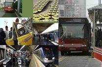 کاهش ساعت کار خطوط حمل و نقل عمومی پایتخت از سه شنبه
