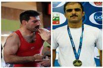کشتی گیران کردستانی دو نشان طلا و برنز رقابت های جهانی  را صید کردند