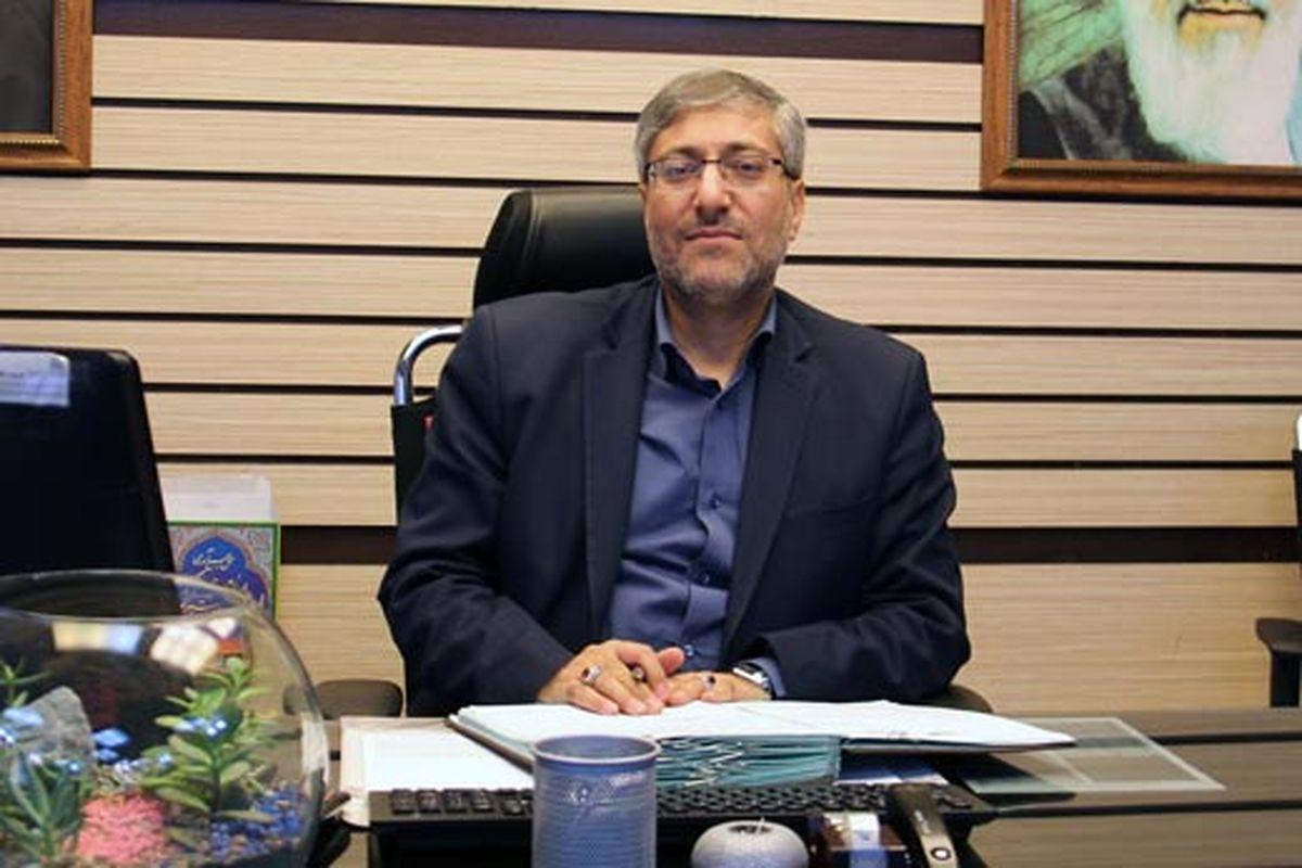 حضور مدیر منطقه ۷ شهرداری قم در سامانه ۱۳۷