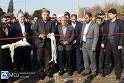 افتتاح پروژه های منطقه ۲۰ شهرداری تهران