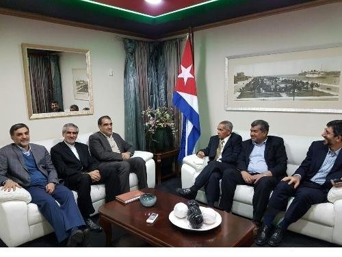 وزیر بهداشت بامداد امروز وارد هاوانا شد/ تولید مشترک واکسن پنتاوالان