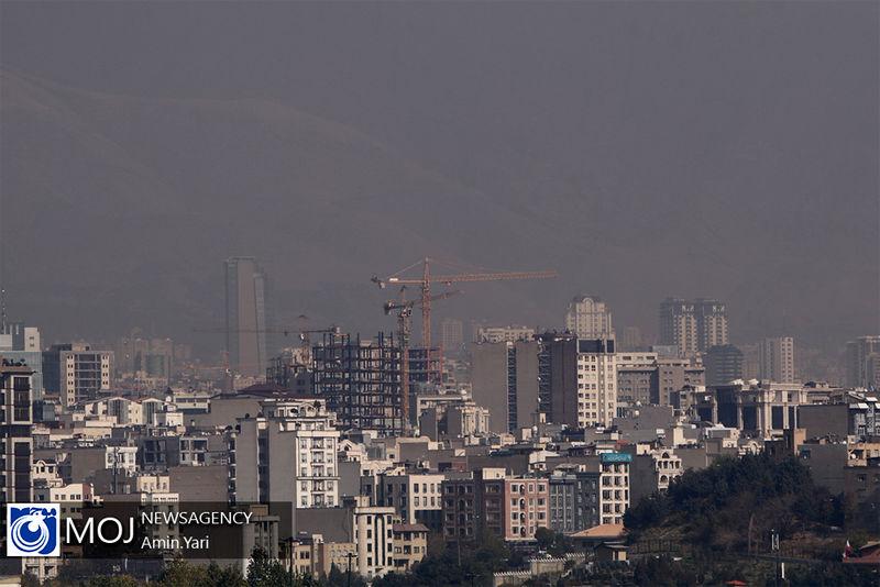 کیفیت هوای تهران در ۷ آذر ۹۸ ناسالم است/ شاخص آلودگی به 157 رسید