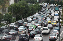 آخرین وضعیت ترافیکی راههای کشور در 8 شهریور اعلام شد