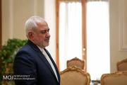 محمد جواد ظریف عازم سوریه شد