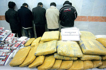 باند توزیع مواد مخدر هروئین در قم و تهران منهدم شد