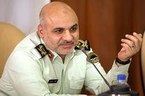 پلیس قم امنیت و اقتدار را در انتخابات یک جا دیکته کرد
