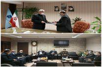 امضای سند همکاری دوجانبه مدیر مخابرات اصفهان با رئیس دانشگاه آزاد خوراسگان