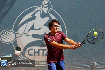 رقابت های تنیس تنیس آی تی اف جونیورز در اصفهان