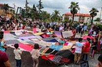 درخشش نمایندگان رودسر در جشنواره سراسری تئاتر خیابانی شهروند لاهیجان