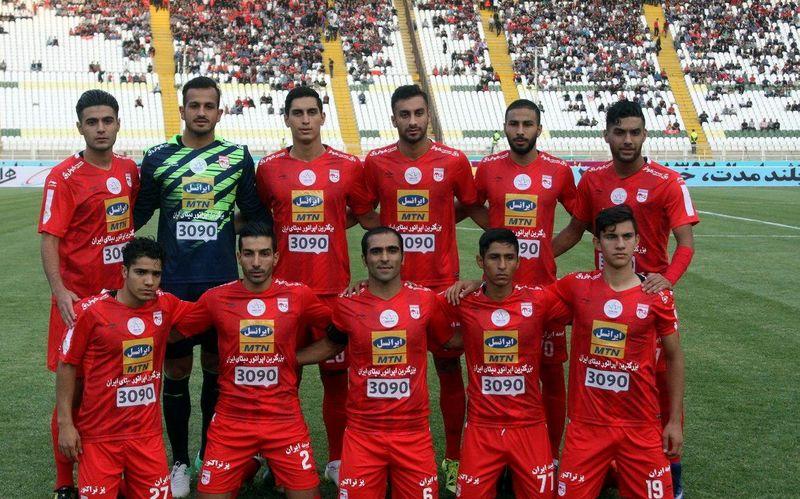 ترکیب تراکتورسازی مقابل الجزیره امارات مشخص شد
