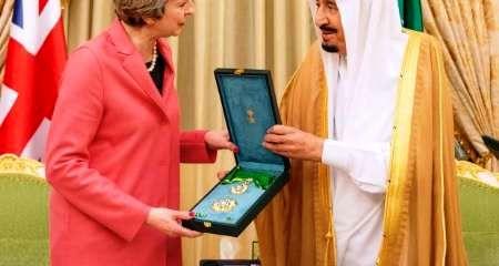 عربستان تامین کننده هزینه تروریست ها در انگلستان است