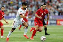 پخش زنده بازی تیم ملی فوتبال ایران و سوریه از شبکه سه سیما