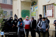 بازدید ربیعی از خانه هلال احمر محله هرندی