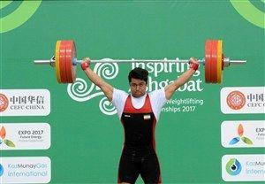 موسوی قهرمان 94 کیلوگرم ایران شد