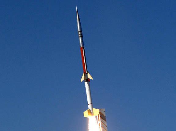 پرتاب موشک از سوی ناسا برای تولید ابر مصنوعی
