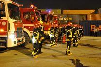 سایت آموزشی ۳۶ هزار مترمربعی آتشنشانی قم احداث شد