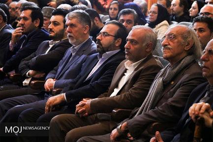 دیدار وزیر ارشاد با اصحاب فرهنگ، هنر و رسانه آذربایجان شرقی
