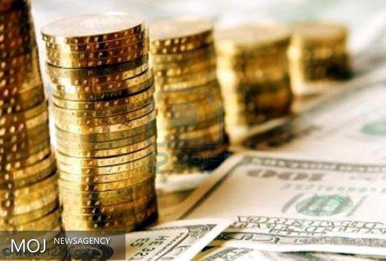 کاهش یک ریالی دلار و افزایش قیمت سکه در بازار آزاد