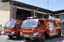 خسارت آتشسوزی در بازار زرگرهای کرمانشاه 10 میلیارد ریال برآورد شد