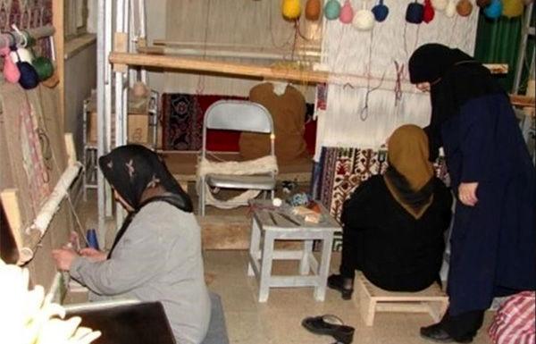 بیش از 500 نفر از جامعه هدف بهزیستی تحت مشاغل خانگی قرار میگیرند