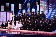اجراهای دختران نینجا در برنامه عصر جدید